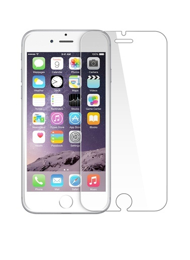 iPhone 6 Plus Tempered Glass Çizilmez Cam Ekran Koruyucu -Screen Guard